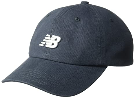 Amazon.com  New Balance Classic Nb Curved Brim Hat a176f34a030