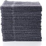 Simpli-Magic 79250 Lot de 12 essuie-mains Gris 40,6 x 68,6 cm