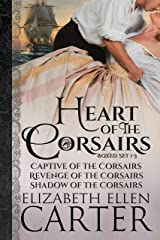 Heart of the Corsairs: Books 1-3