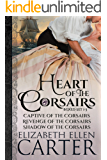 Heart of the Corsairs: Books 1-3