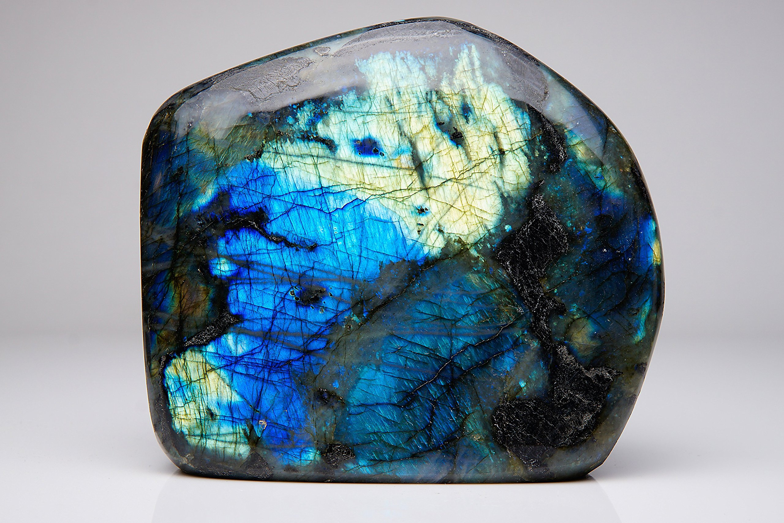 Astro Gallery Of Gems Polished Labradorite Freefrom -  6. 5 LBS by Astro Gallery Of Gems