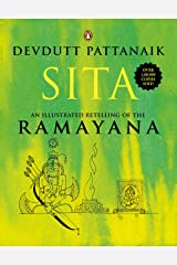 Sita: An Illustrated Retelling of Ramayana Paperback