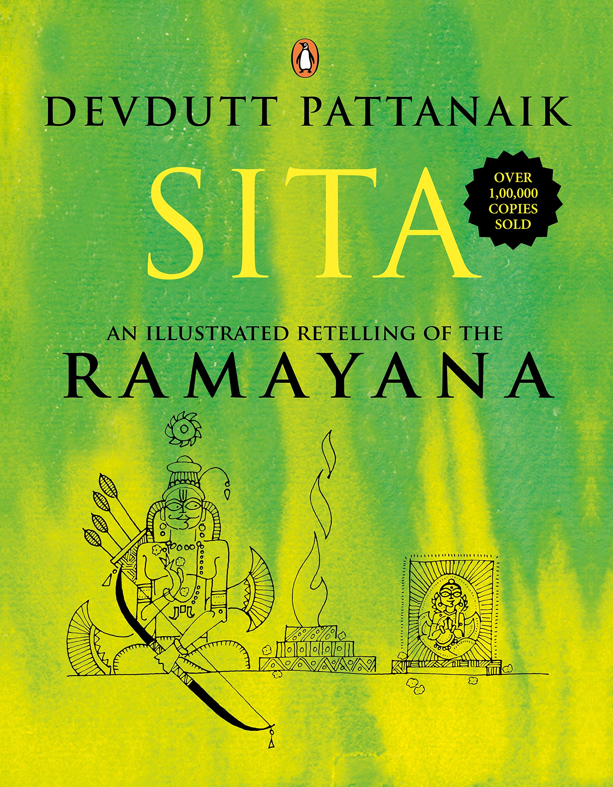 Buy Sita: An Illustrated Retelling of Ramayana Book Online