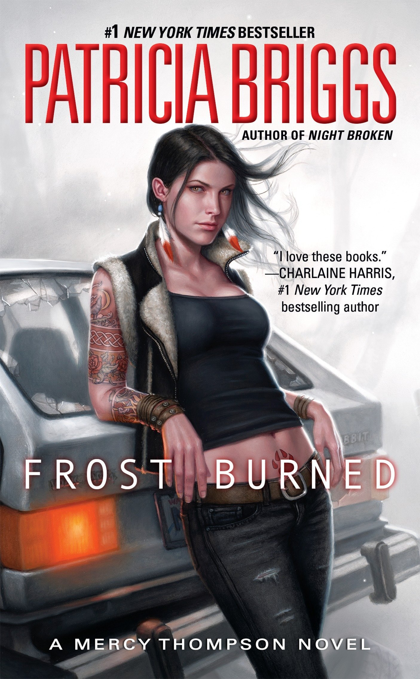 Image result for frost burned patricia briggs book cover