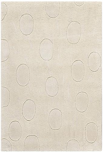 Safavieh Soho Collection SOH323A Handmade White Premium Wool Area Rug 2 x 3
