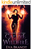 Captive Wildfire: A Dark Paranormal Reverse Harem Romance (The Accursed Saga Book 3)