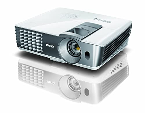 1. BenQ DLP HD 1080p Projector (W1070) - 3D Home Theatre Projector - Review