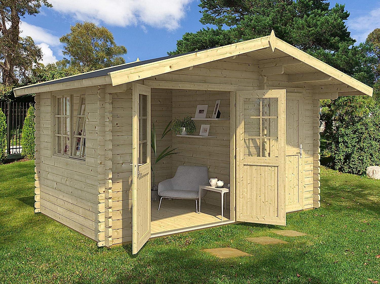 Allwood Estelle Cabin Kit Garden House