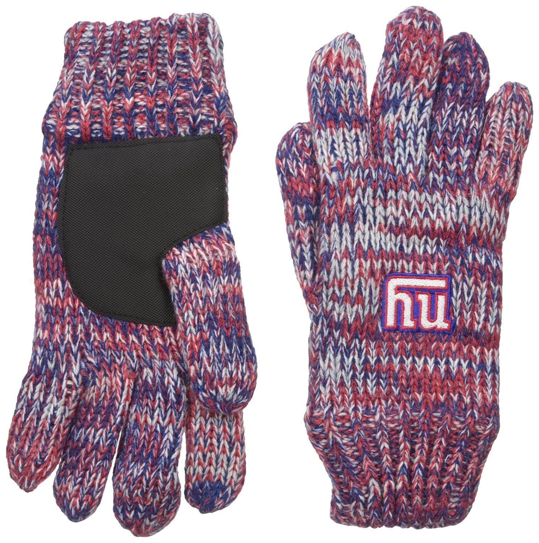 Forever Collectibles NFL Football Team Logo Winter Peak Gloves - Pick Team