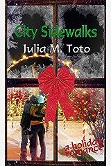 City Sidewalks (Christmas Holiday Extravaganza) Kindle Edition