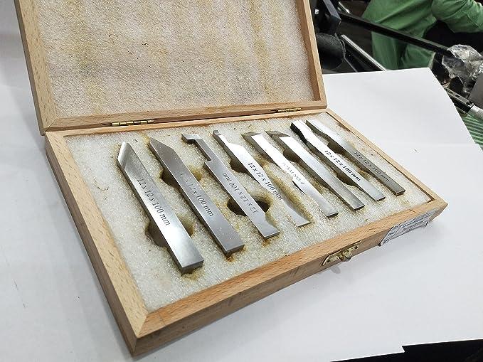 x3 3//32 x 1//2 x 4 HSS Tool Bit Parting Off Blades Lathe Tools Engineering Sale