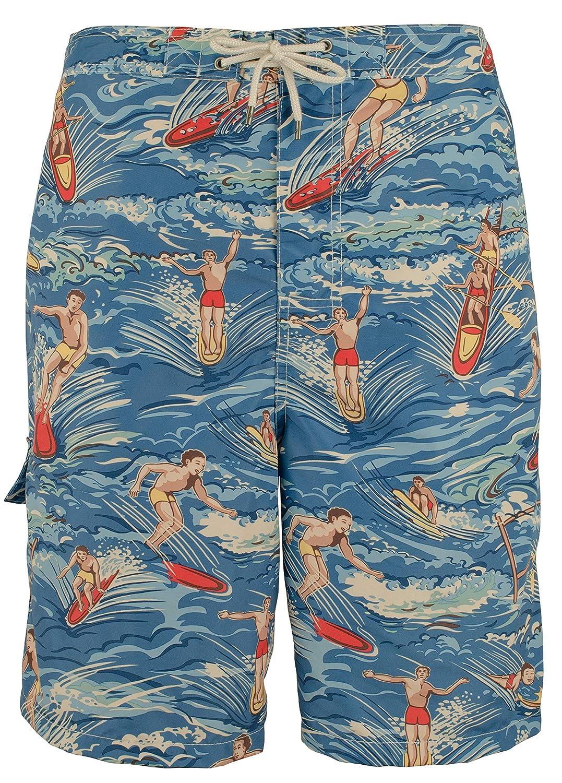 92f18c998d Polo Ralph Lauren Men's Big Tall Kailua Surf Swim Trunks (Hawaiian Surfer):  Amazon.ca: Clothing & Accessories