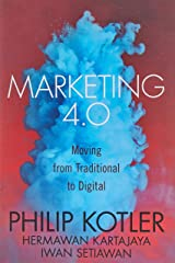 Marketing 4.0: Moving from Traditional to Digital Hardcover