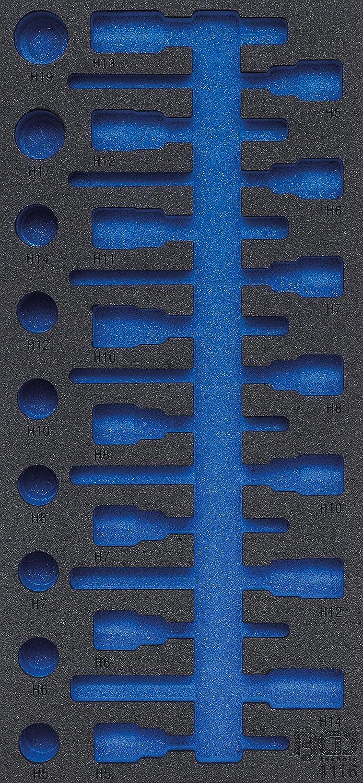 4116 f/ür Art BGS 4116-1 leer Werkstattwageneinlage 1//3
