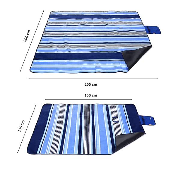 Amazon.com: XXL - Cobija para picnic/exterior grande, con ...