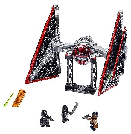 LEGO Star Wars - Caza TIE Sith, Juguete de Construcción Inspirado ...