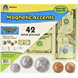 Teacher Created Resources Money Magnetic Accents (77243)