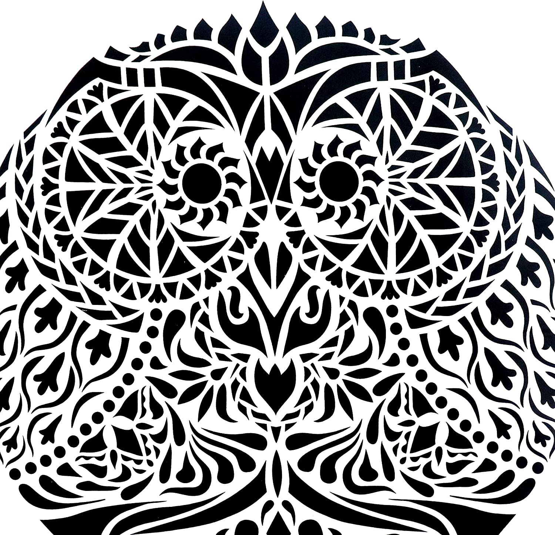 Kaizen Casa Tapiz de Pared con Dibujo de Elefante y cr/ía de Asia para Colgar en la Pared impresi/ón Habitaciones de casa de 132 x 152 cm Tapiz de Tela Suave
