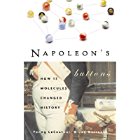 Napoleon's Buttons (English Edition)