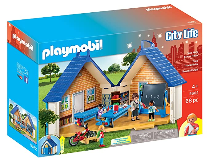 PLAYMOBIL® Take Along School House