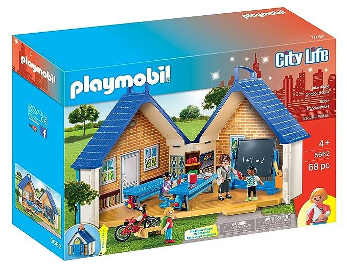 PLAYMOBIL® Take Along School House