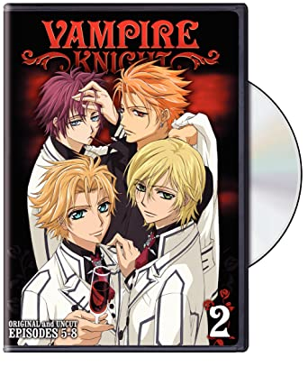 Amazon Vampire Knight 2 Movies TV