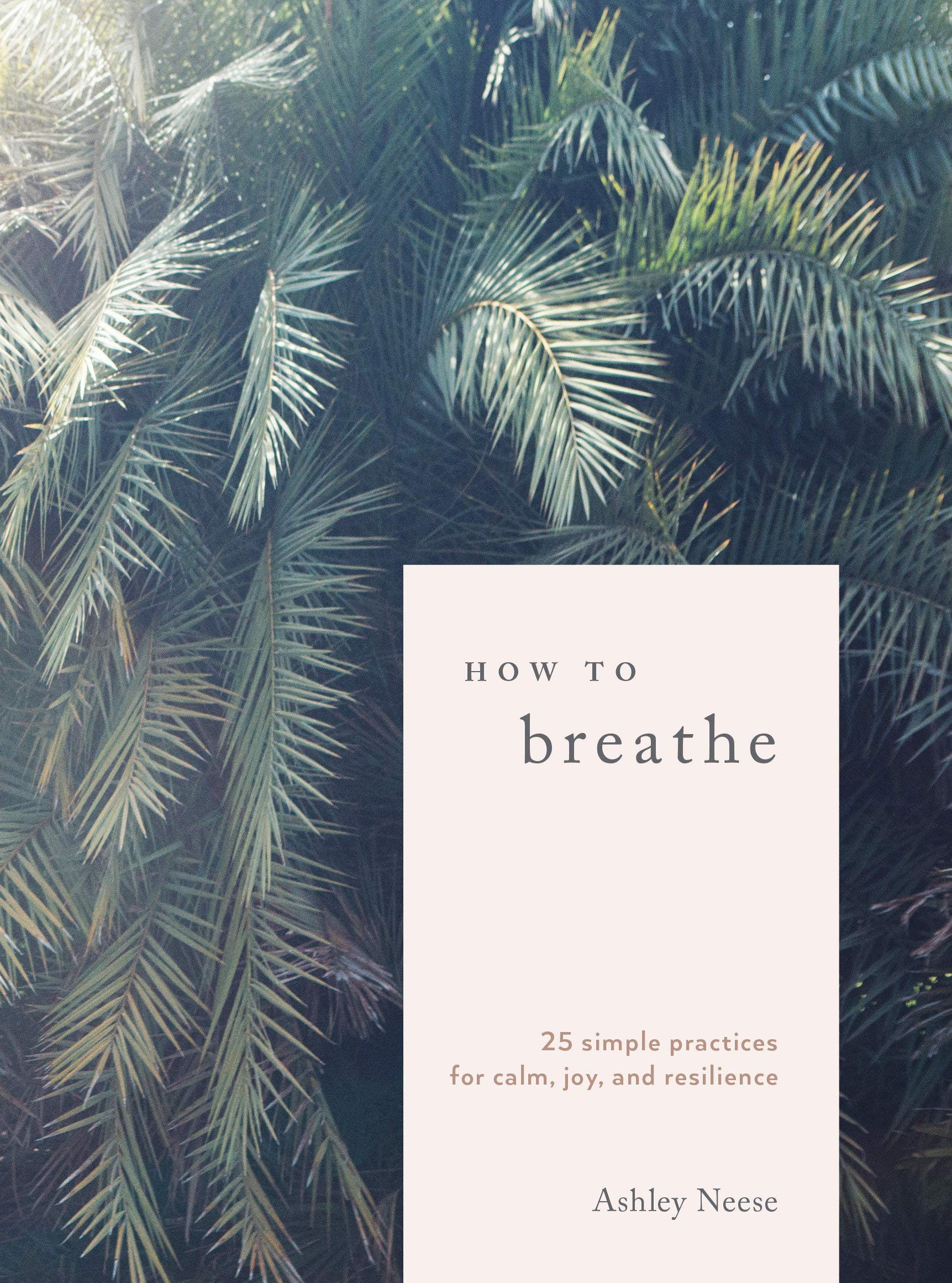 Just breathe relaxation digital notebook 2