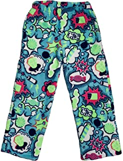 92b658f66641 Amazon.com  Confetti and Friends Girl s Fuzzy Plush Pants  Clothing