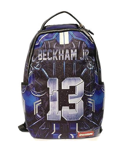 ddbeb125f79cc Amazon.com: Sprayground Unisex Odell Beckham Jr. Mech Abyss Black ...