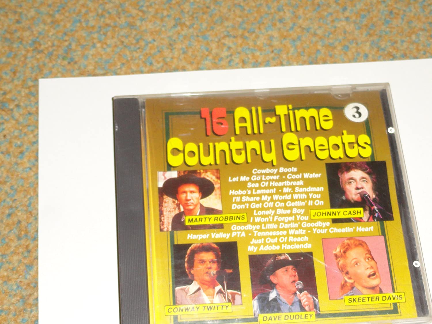 03 Frankie Laine Johnny Cash Willie Nelson Carl Perkins Kenny Rogers Amazon Com Music