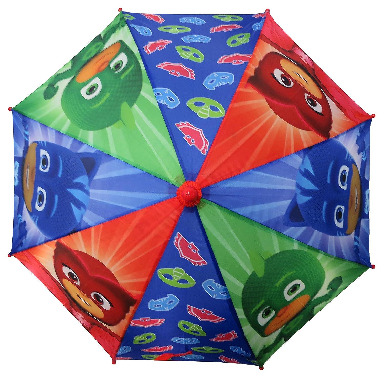 Disney Pj masks - Plegable multicolor Blue, Green and Red talla única: Amazon.es: Equipaje