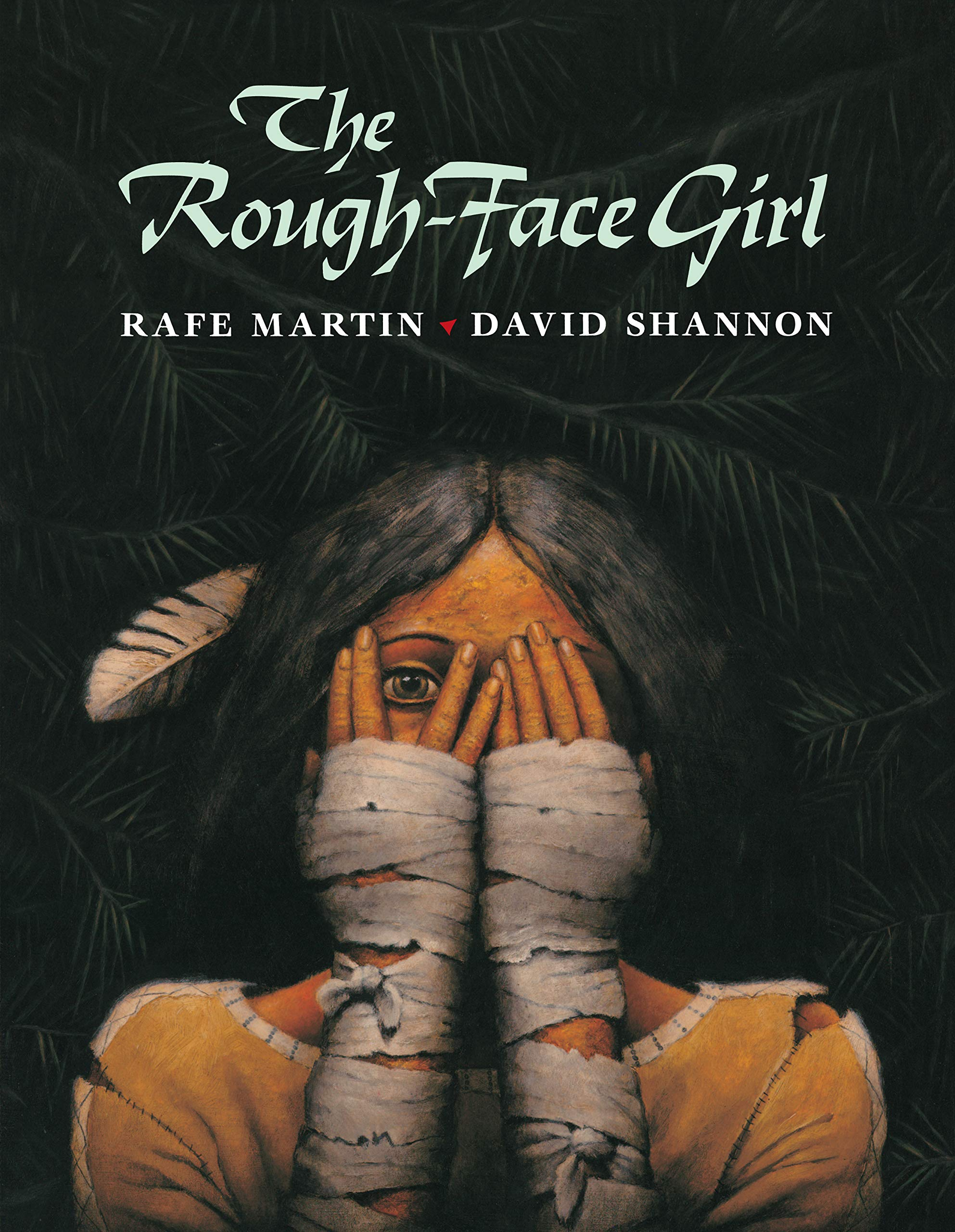 The Rough-Face Girl: Martin, Rafe, Shannon, David: 0000698116267: Amazon.com: Books