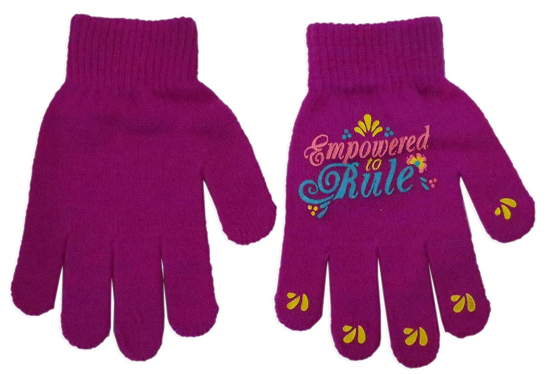 brand new 6698b 3cb69 Elena of Avalor Disney Purple Hat   Gloves Set New 301375 BioWorld  00-HB3Y4L Beanie Cap