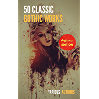 50 Classic Gothic Works You Should Read: Dracula, Frankenstein, The Black Cat, The Picture Of Dorian Gray...