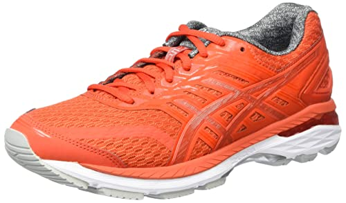Asics T707N, Zapatillas Hombre, Gris (Carbon/Black/Gold Fusion), 42.5 EU amazon-shoes el-gris Cordones