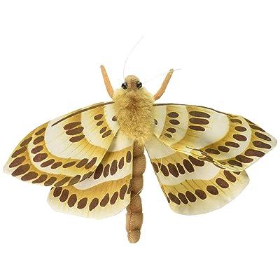 HANSA Moth Plush: Toys & Games