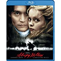 Sleepy Hollow On Blu-ray