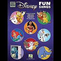 Disney Fun Songs for Easy Guitar book cover
