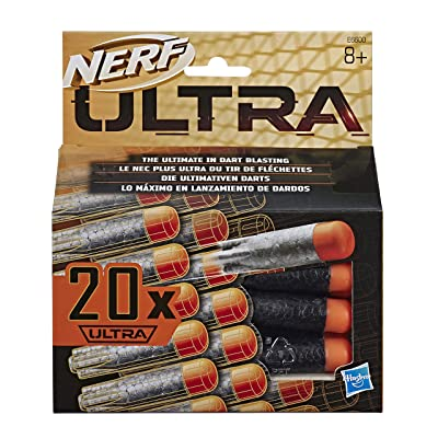 Nerf Ultra One 20-Dart Refill Pack - The Farthest Flying Darts Ever - Compatible Only with Ultra One Blasters: Toys & Games