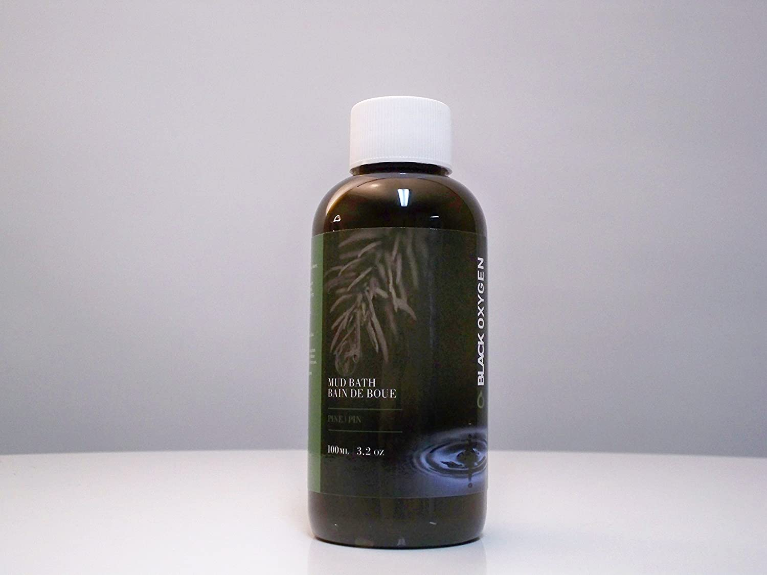 Mud Bath - Pine 100ml BlackOxygen Organics