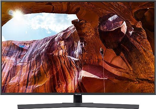 Samsung 109 cm  43 Inches  4K Ultra HD LED Smart TV UA43RU7470UXXL  Black   2019 model  Smart Televisions