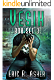 The Vesik Series: Books 7-8 (Vesik Series Box Set Book 3)