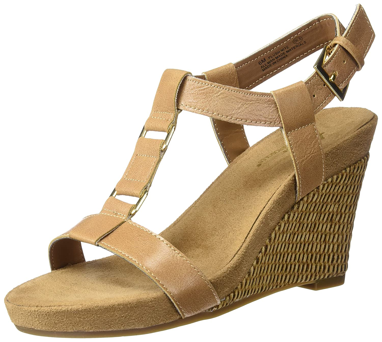 A2 by Aerosoles Women's Plush Nite Wedge Sandal