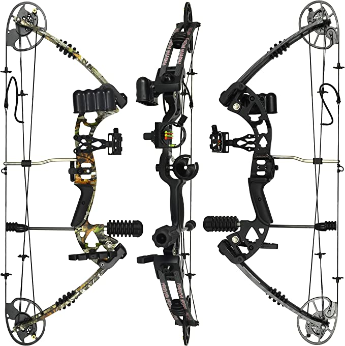 Best compound bow : RAPTOR Compound Hunting Bow Kit