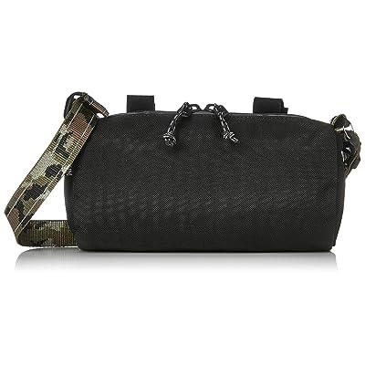 Chrome Industries Dklein Handlebar Bag - from Bike to Foot, Handlebar to Crossbody Sling or Fannypack, Black : Clothing