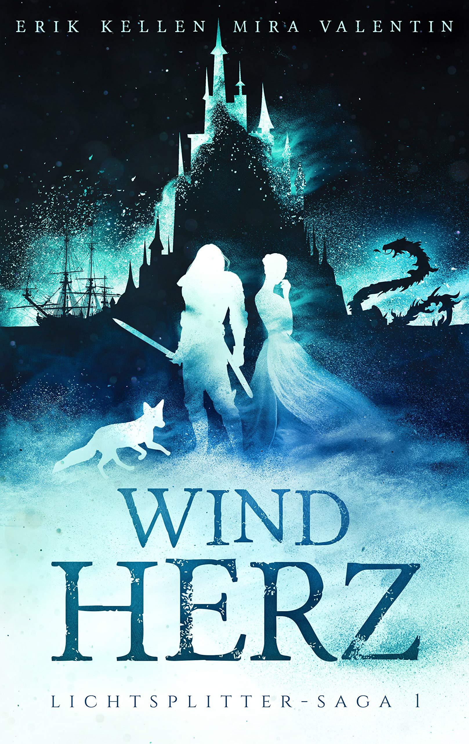 Windherz  Lichtsplitter Saga 1 4