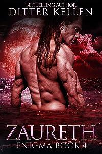 Zaureth: Science Fiction Romance (Enigma Series Book 4)