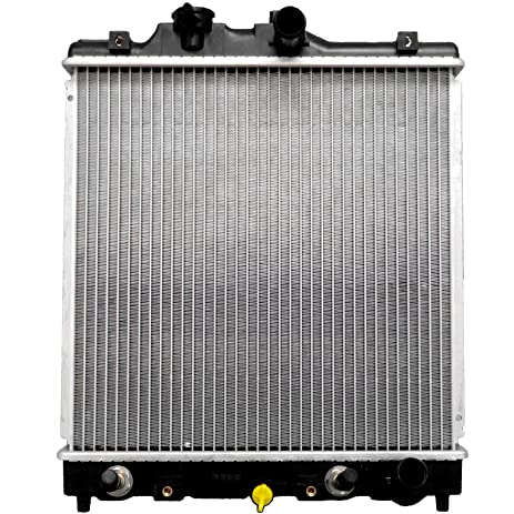 Scitoo New 1290 Radiator For 1992 2000 Honda Civic DX L4 1.6L 1997