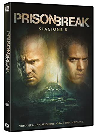 prison break in italiano