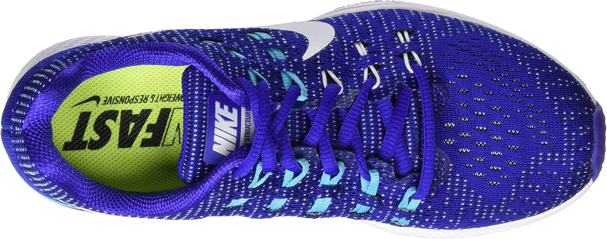 Nike W Air Zoom Structure 19, Zapatillas de Running para Mujer ...